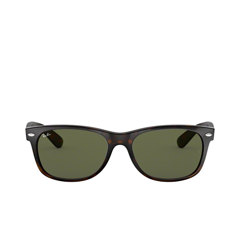 Ray-Ban® Square Sunglasses: New Wayfarer RB2132 color Tortoise 902.