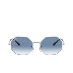 Ray-Ban® Sunglasses: Octagon RB1972 color Silver 91493F.