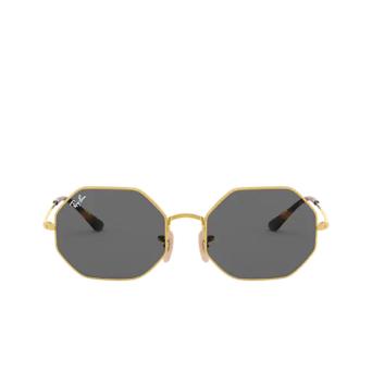 Ray-Ban® Irregular Sunglasses: Octagon RB1972 color Arista 9150B1.