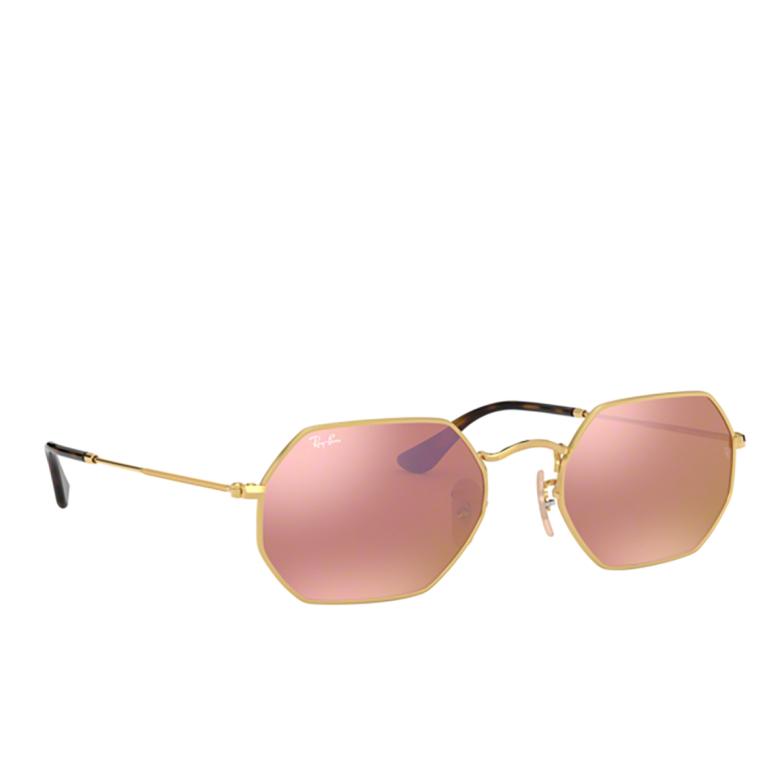 Ray-Ban® Irregular Sunglasses: Octagonal RB3556N color Arista 001/Z2.