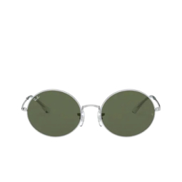 Ray-Ban® Sunglasses: Oval RB1970 color Silver 914931.