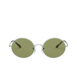 Ray-Ban® Sunglasses: Oval RB1970 color Silver 91974E.