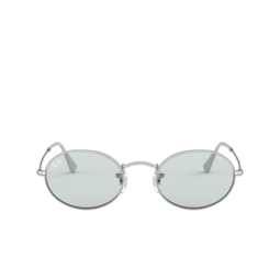 Ray-Ban® Sunglasses: Oval RB3547 color Silver 003/T3.