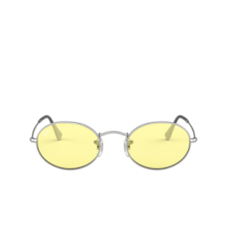 Ray-Ban® Sunglasses: Oval RB3547 color Silver 003/T4.