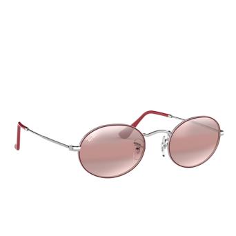Ray-Ban® Oval Sunglasses: Oval RB3547 color 9155AI.