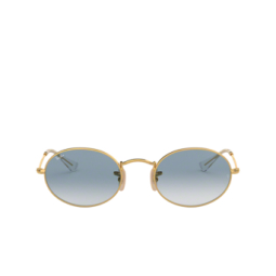Ray-Ban® Sunglasses: Oval RB3547N color Arista 001/3F.