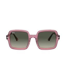 Ray-Ban® Sunglasses: RB2188 color Transparent Violet 130271.