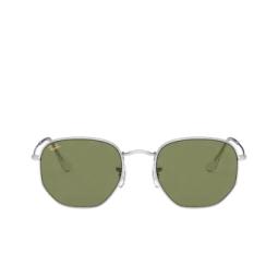 Ray-Ban® Sunglasses: RB3548 color Silver 91984E.