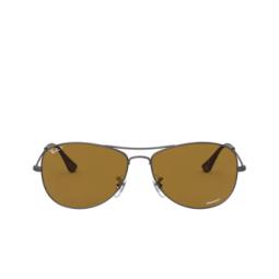 Ray-Ban® Sunglasses: RB3562 color Matte Gunmetal 029/BB.
