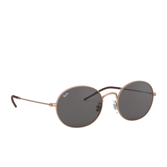 Ray-Ban® Oval Sunglasses: RB3594 color Rubber Copper 914687.