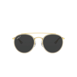 Ray-Ban® Sunglasses: RB3647N color Shiny Gold 921048.