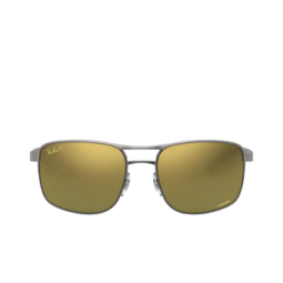 Ray-Ban® Sunglasses: RB3660CH color Gunmetal On Matte Gunmetal 90756O.