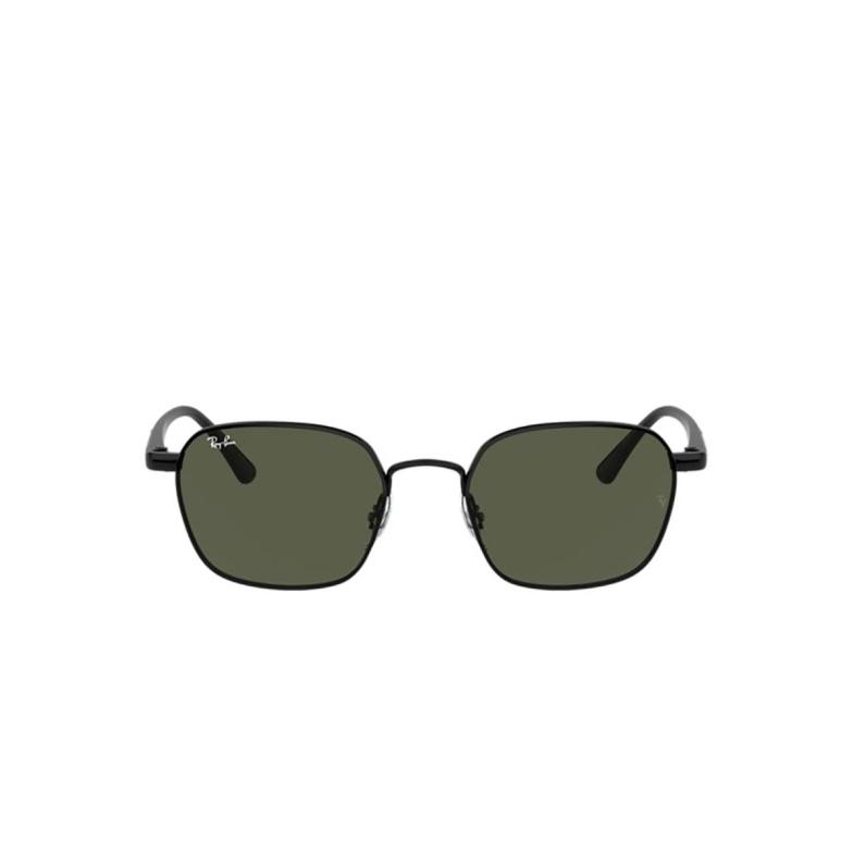 Ray-Ban® Square Sunglasses: RB3664 color Black 002/31.