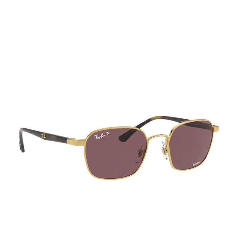 Ray-Ban® Square Sunglasses: RB3664CH color Arista 001/BC.