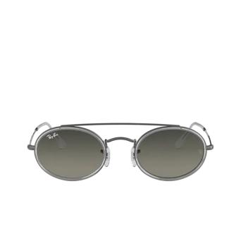 Ray-Ban® Oval Sunglasses: RB3847N color Gunmetal 004/71.