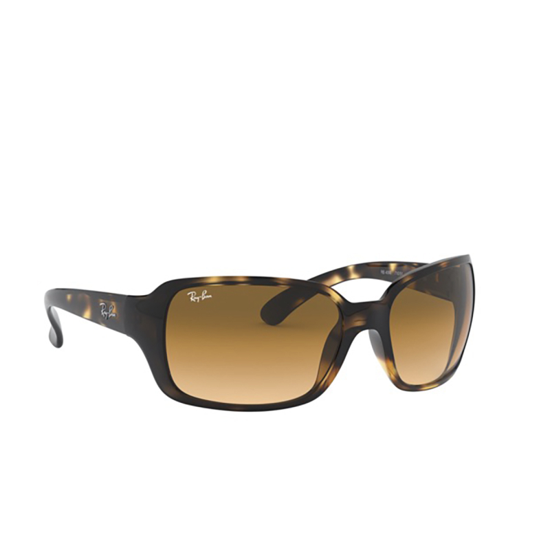 Ray-Ban® Square Sunglasses: RB4068 color Light Havana 710/51.