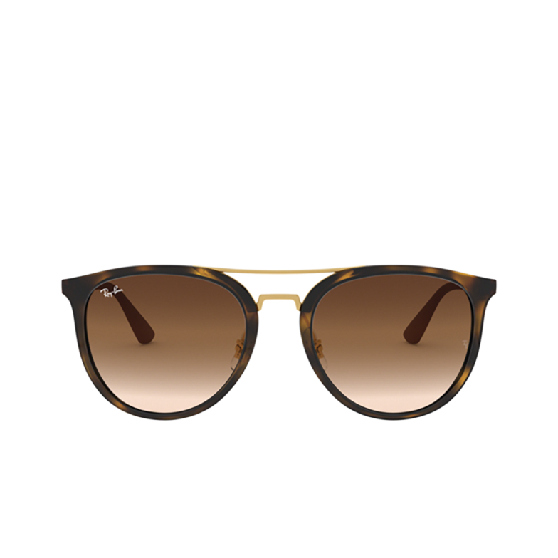 Ray-Ban® Square Sunglasses: RB4285 color Light Havana 710/13.
