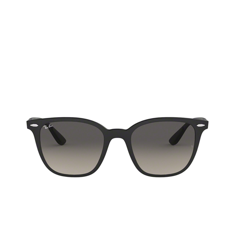 Ray-Ban® Square Sunglasses: RB4297 color Matte Black 601S11.