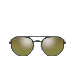 Ray-Ban® Sunglasses: RB4321CH color Transparent Dark Grey 876/6O.