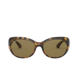 Ray-Ban® Sunglasses: RB4325 color Light Havana 710/73.