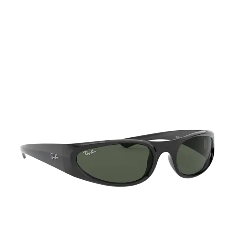 Ray-Ban® Sport Sunglasses: RB4332 color Black 601/71.