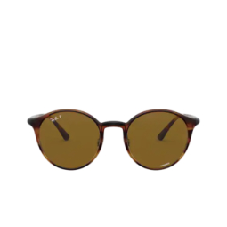 Ray-Ban® Sunglasses: RB4336CH color Striped Red Havana 820/BB.