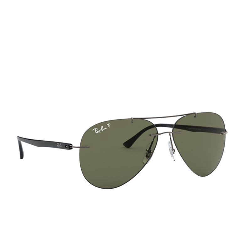 Ray-Ban® Aviator Sunglasses: RB8058 color 004/9A.