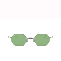 Ray-Ban® Sunglasses: RB8061 color Silver 003/2.