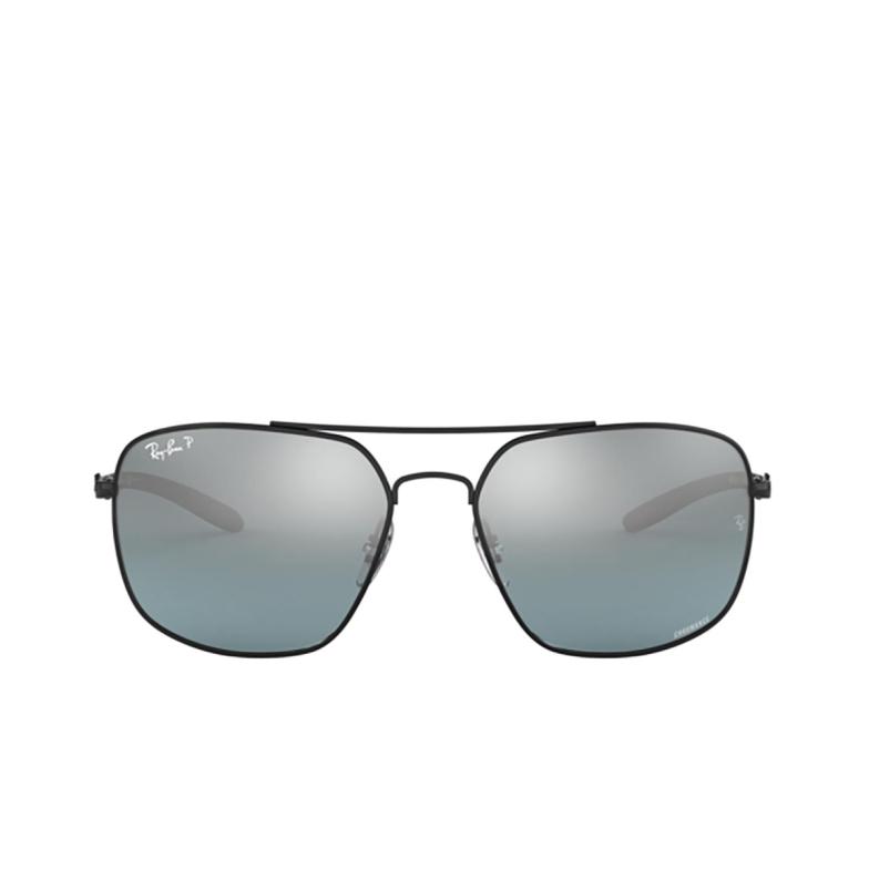 Ray-Ban® Square Sunglasses: RB8322CH color Black 002/5L.