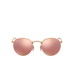 Ray-Ban® Sunglasses: Round Metal RB3447 color Matte Arista 112/Z2.