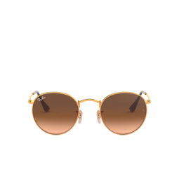 Ray-Ban® Sunglasses: Round Metal RB3447 color Light Bronze 9001A5.