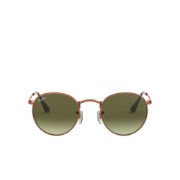 Ray-Ban® Sunglasses: Round Metal RB3447 color Medium Bronze 9002A6.