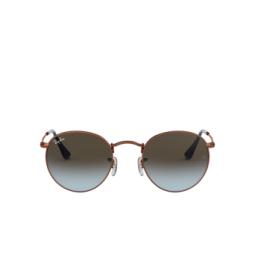 Ray-Ban® Sunglasses: Round Metal RB3447 color Dark Bronze 900396.