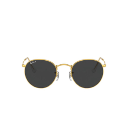 Ray-Ban® Sunglasses: Round Metal RB3447 color Gold 919648.