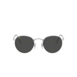 Ray-Ban® Sunglasses: Round Metal RB3447 color Silver 9198B1.