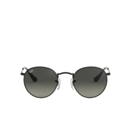 Ray-Ban® Sunglasses: Round Metal RB3447N color Black 002/71.