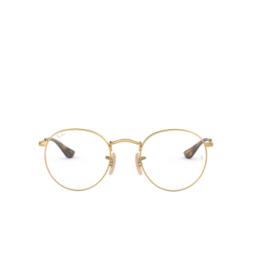 Ray-Ban® Eyeglasses: Round Metal RX3447V color Arista 2500.