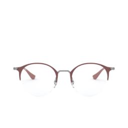 Ray-Ban® Eyeglasses: RX3578V color Gunmetal/turtledove 2907.