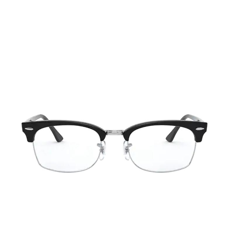 Ray-Ban® Rectangle Eyeglasses: RX3916V color Black 2000.
