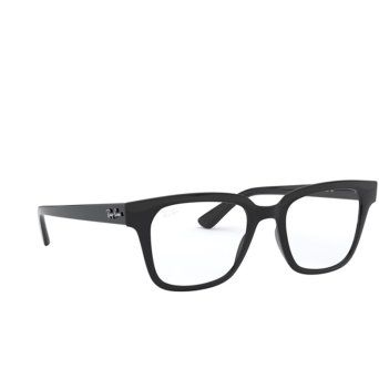 Ray-Ban® Square Eyeglasses: RX4323V color Black 2000.