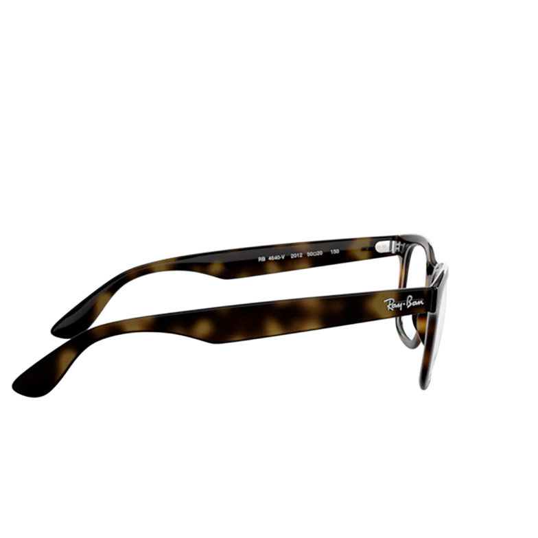 Ray-Ban® Square Eyeglasses: RX4640V color Havana 2012.