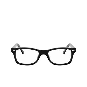 Ray-Ban® Rectangle Eyeglasses: RX5228 color Black 2000.