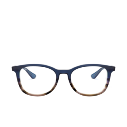 Ray-Ban® Eyeglasses: RX5356 color Gradient Grey On Stripped Grey 5765.