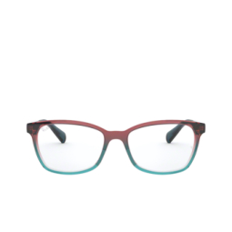 Ray-Ban® Eyeglasses: RX5362 color Blue / Red / Light Blue Gradient 5834.