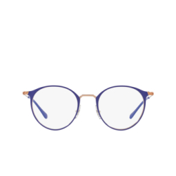 Ray-Ban® Eyeglasses: RX6378 color Copper On Top Violet 2972.