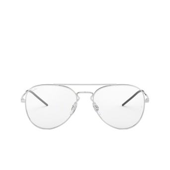 Ray-Ban® Aviator Eyeglasses: RX6413 color Silver 2501.