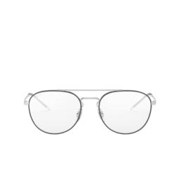 Ray-Ban® Eyeglasses: RX6414 color Black On Silver 2983.