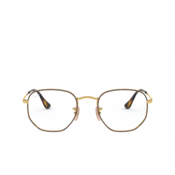 Ray-Ban® Eyeglasses: RX6448 color Top Havana On Gold 2945.