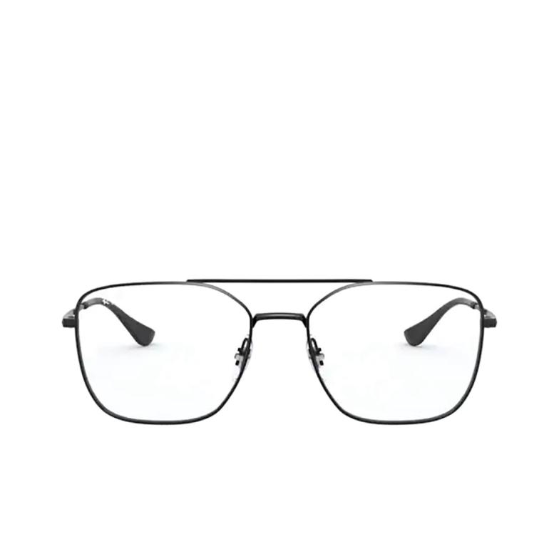 Ray-Ban® Square Eyeglasses: RX6450 color Black 2509.