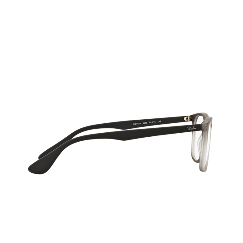 Ray-Ban® Square Eyeglasses: RX7074 color 5602.